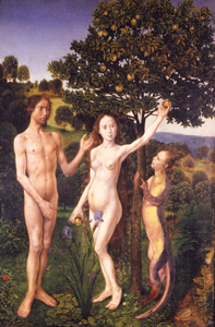 Adam, Eve, and Lilith